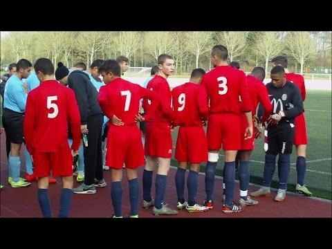 Dernier match U17 Excellence