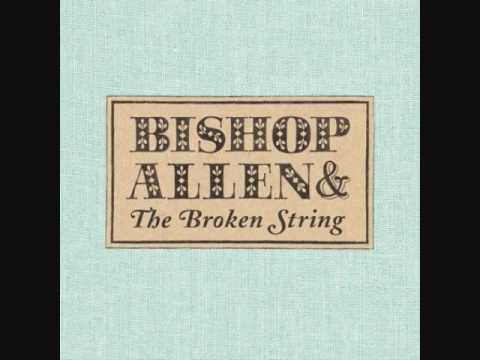 Song of the Day 1-18-10: The News From Your Bed by Bishop Allen