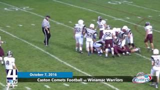 Caston Football vs Winamac Warriors