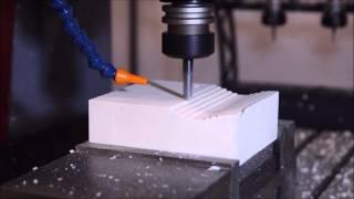 Obróbka prolab – Frezarka CNC Seron seria Expert