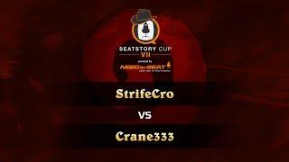 StrifeCro vs Crane333, game 1