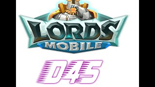 Lords mobile F2P : Why Def is better than ATK