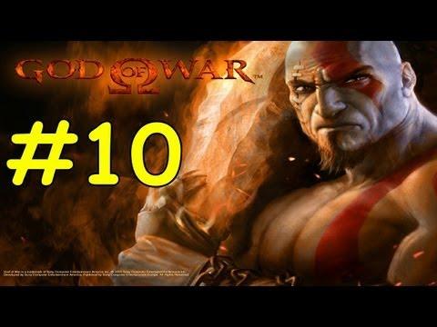 God Of War Walkthrough - Part 10 The Rings Of Pandora