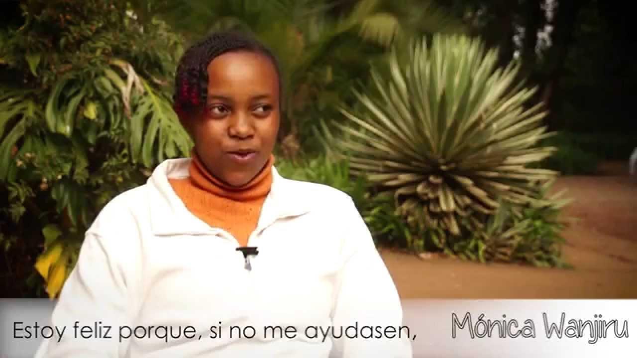"""""""Gracias a los chefs españoles, nuestras alumnas podrán terminar sus estudios y ayudar a sus familias"""""""