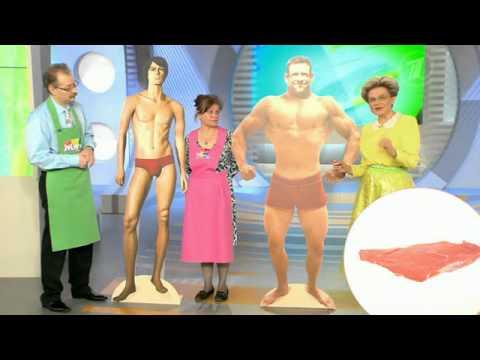 Супереда с железом. 3 продукта для «железного» здоровья (видео)
