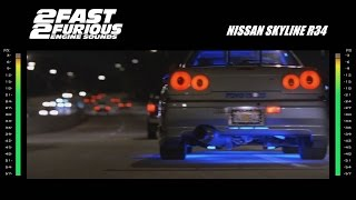 Nonton 2 Fast 2 Furious: Engine Sounds - Nissan Skyline Film Subtitle Indonesia Streaming Movie Download