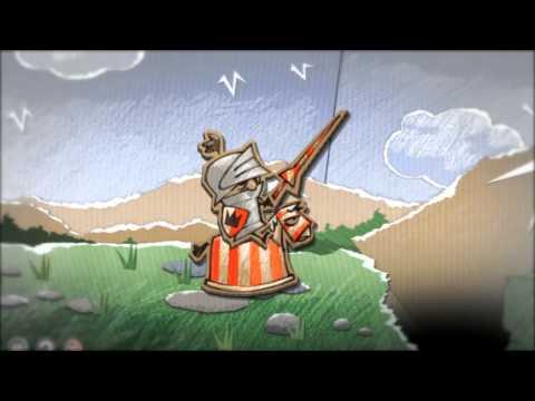 Video of Cardboard Castle