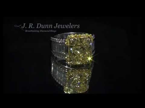 Breathtaking Diamond Rings
