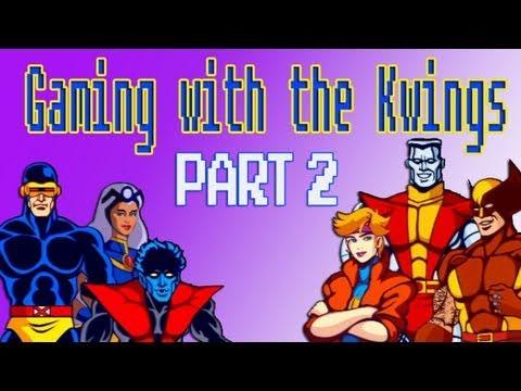 X Men Arcade Game (PSN) Part 2 (Kwings)