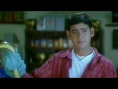 Murari || Mahesh Babu Catch Snake Action Scene || Mahesh Babu, Sonali Bendre