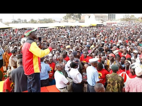 NASA parallel tallying centre ruse by clear losers – DP Ruto