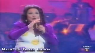 Download Lagu MARIFÉ DE TRIANA - CON ESE BESO ( Lo que yo te cante ) Mp3