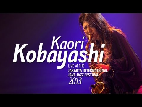 Kaori - Kaori Kobayashi: Her Live Performance on Saturday March 2nd @ JavaJazz Festival 2013 Visit her website: http://kaorikobayashi.com 1 England Funk 2 One 3 Litt...