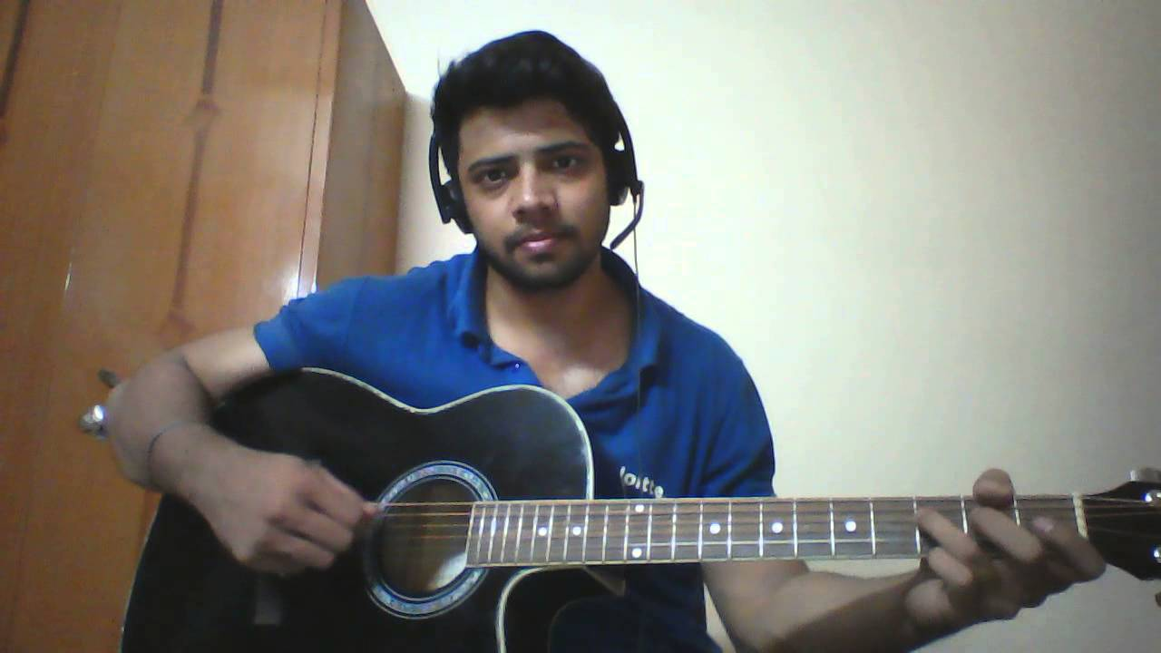 5 Hindi songs on Guitar – Instrumental