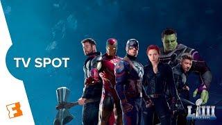 Avengers: EndGame - TV Spot 'Super Bowl' (Sub. Español)