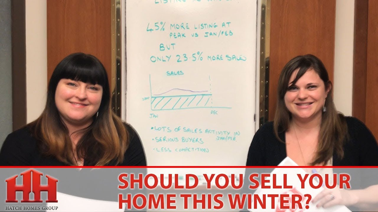 Should You Put Your Home on the Market This Winter?