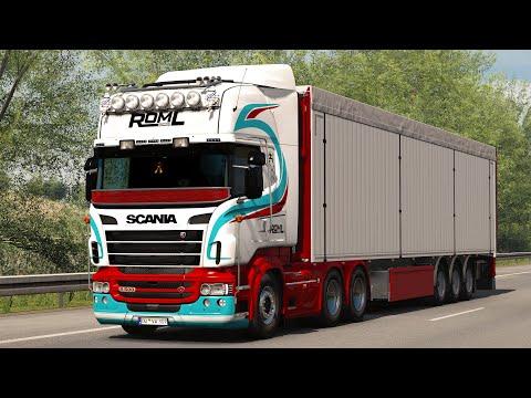 Scania V8 Crackle Version v11 1.38