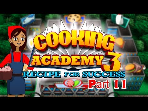 Cooking Academy 3 - Gameplay Part 11 (4/4) Eggs
