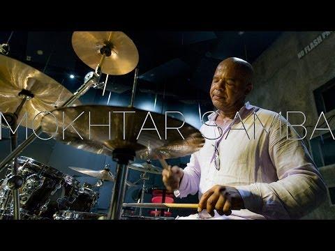 Mokhtar Samba : Man of rhythm