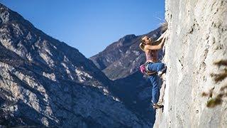 Federica Mingolla su Sky Icarus: arrampicare sul Sergent by La Sportiva