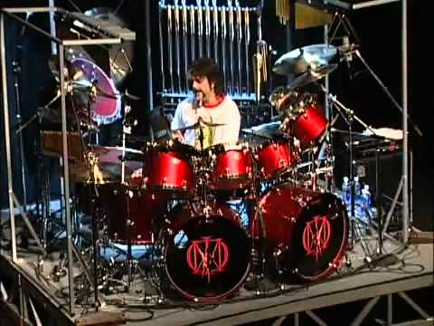Rush YYZ Cover HD (Mike Portnoy , Paul Gilbert , And Sean Malone..)