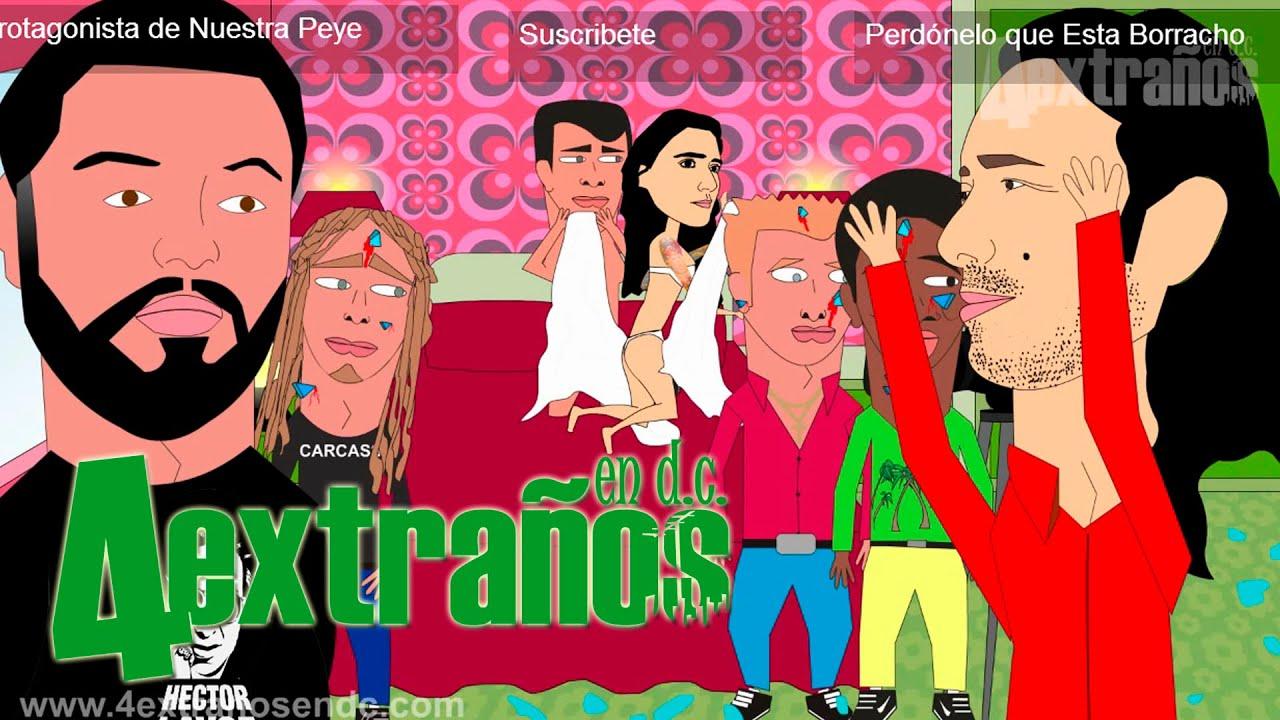 4 Extraños en D.C - Porno Creer