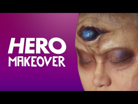 Inspiring Cosplayers of All Abilities - Hero Makeover Ep. 1