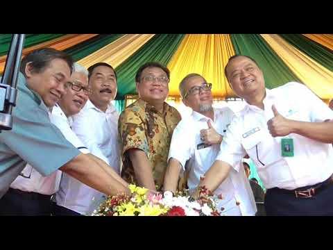 Topping Off Pembangunan Gedung Kantor dan Masjid PT KBN Persero