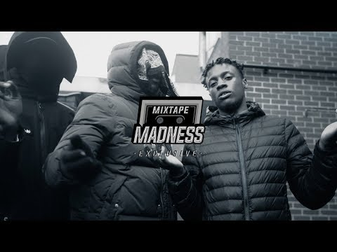 #SinSquad (Uncs x KayyKayy) – Sin City (Music Video) | @MixtapeMadness