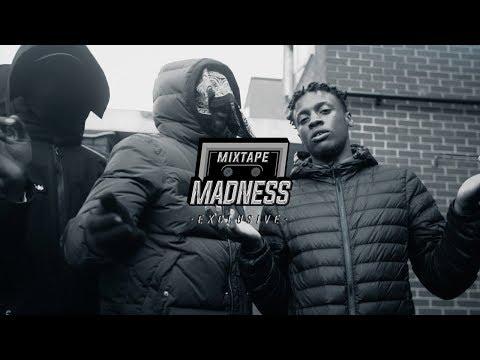 #SinSquad (Uncs x KayyKayy) - Sin City (Music Video) | @MixtapeMadness