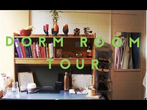 DORM ROOM TIPS + TOUR | Carleton University | Glengarry (видео)