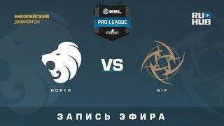 North vs NiP - ESL Pro League S7 EU - de_inferno [CrystalMay, Smile]