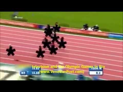 Tältä näyttää Naisten 100m juoksu telkkarissa Iranissa