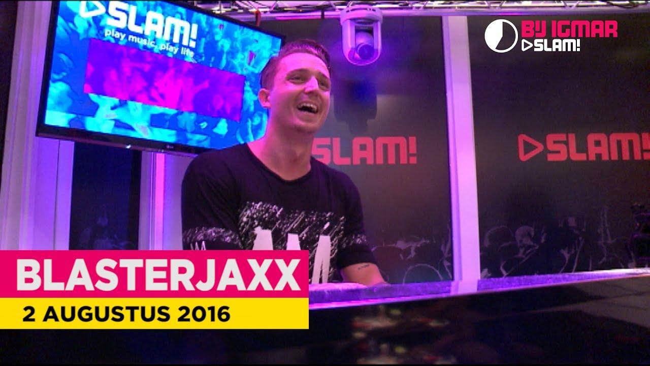 Blasterjaxx - Live @ Bij Igmar 2016