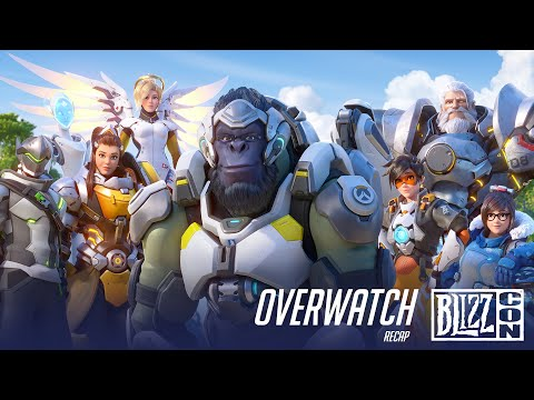 Blizzcon 2019 | Overwatch Recap
