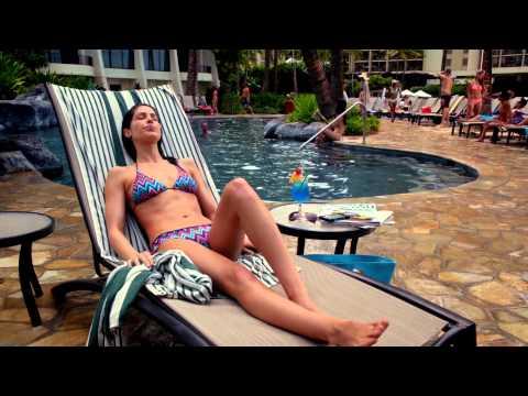 Michelle Borth in wet bikini - Hawaii Five-0