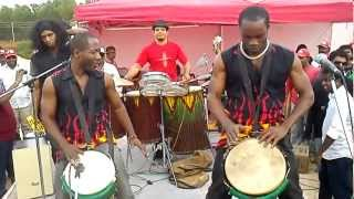 Drum Events-Afro De Asia Playing