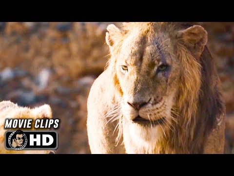 THE LION KING Clips + Trailer (2019) Disney