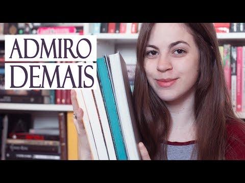 5 Livros com Personagens Fortes