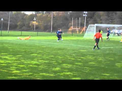 Men's Soccer vs. Westfield State 10/11/11