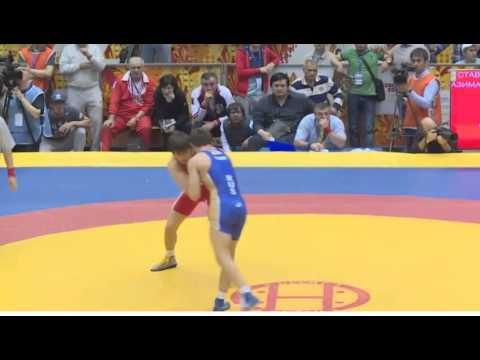 70KG f, Magomedrasul Gazimagomedov vs Israil Kasumov