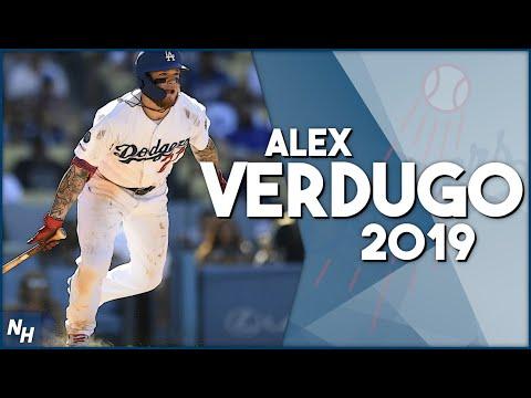 Alex Verdugo 2019 Highlights