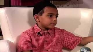 6 Year Old Muslim Kid On The Deen Show - Zafar Nuri
