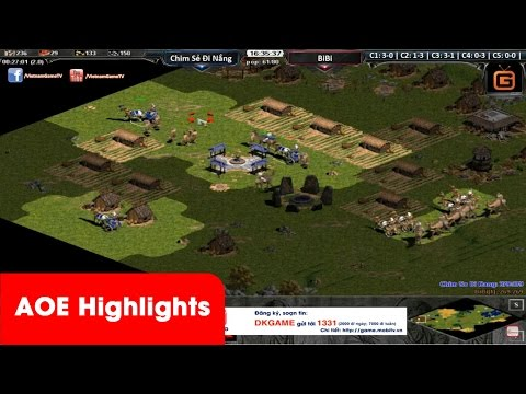 AOE HighLights - Rom Shang - khi Vô Thường được Bibi an ủi