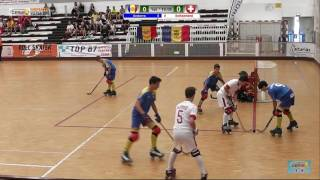 Andorra-Switzerland | 5th/8th Place Semi-Finals | Euro U17 Mieres 2016 | Game #22