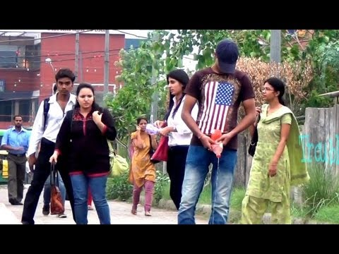 Pani Da Rang Dekh ke-A Funny PRANK Video(Real Trolling) – Pranks In India | TST Pranks