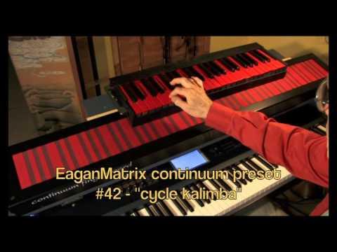 The Haken Continuum Keyboard Extension