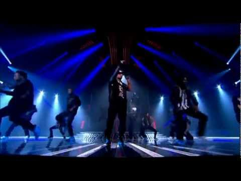 Ne-Yo - Let Me Love You (Until You Learn to Love Yourself) (Live The X Factor UK)
