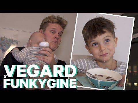 Vegard X Funkygine #38: Barnevakt