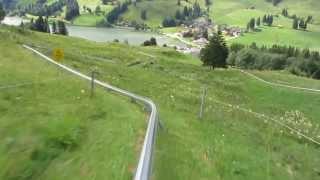Rodelbahn Schwarzsee, Schweiz